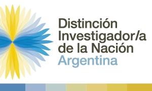 Distinción Investigador/a de la Nación Argentina