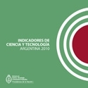 Indicadores de ciencia y tecnología 2010