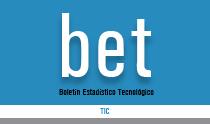 Boletín Estadístico Tecnológico (bet): TIC