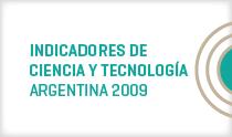 Indicadores de ciencia y tecnología 2009