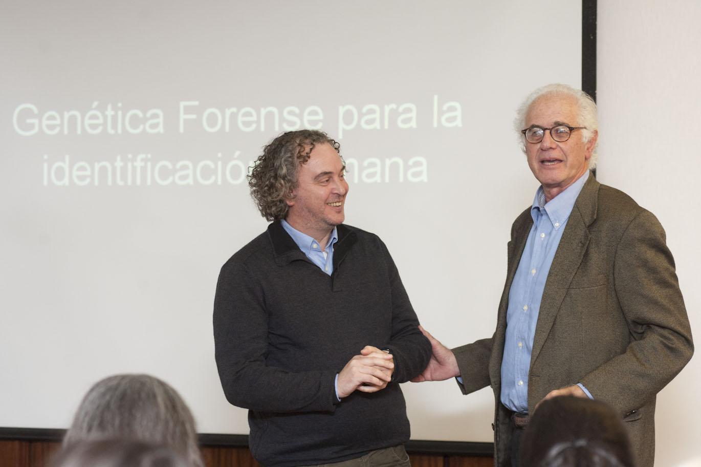 Barañao inaugurated the Center of Compared Medicine in Esperanza