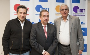 Boudou and Barañao Introduced the 1,000th Repatriated Scientist and the 2012 National Researcher