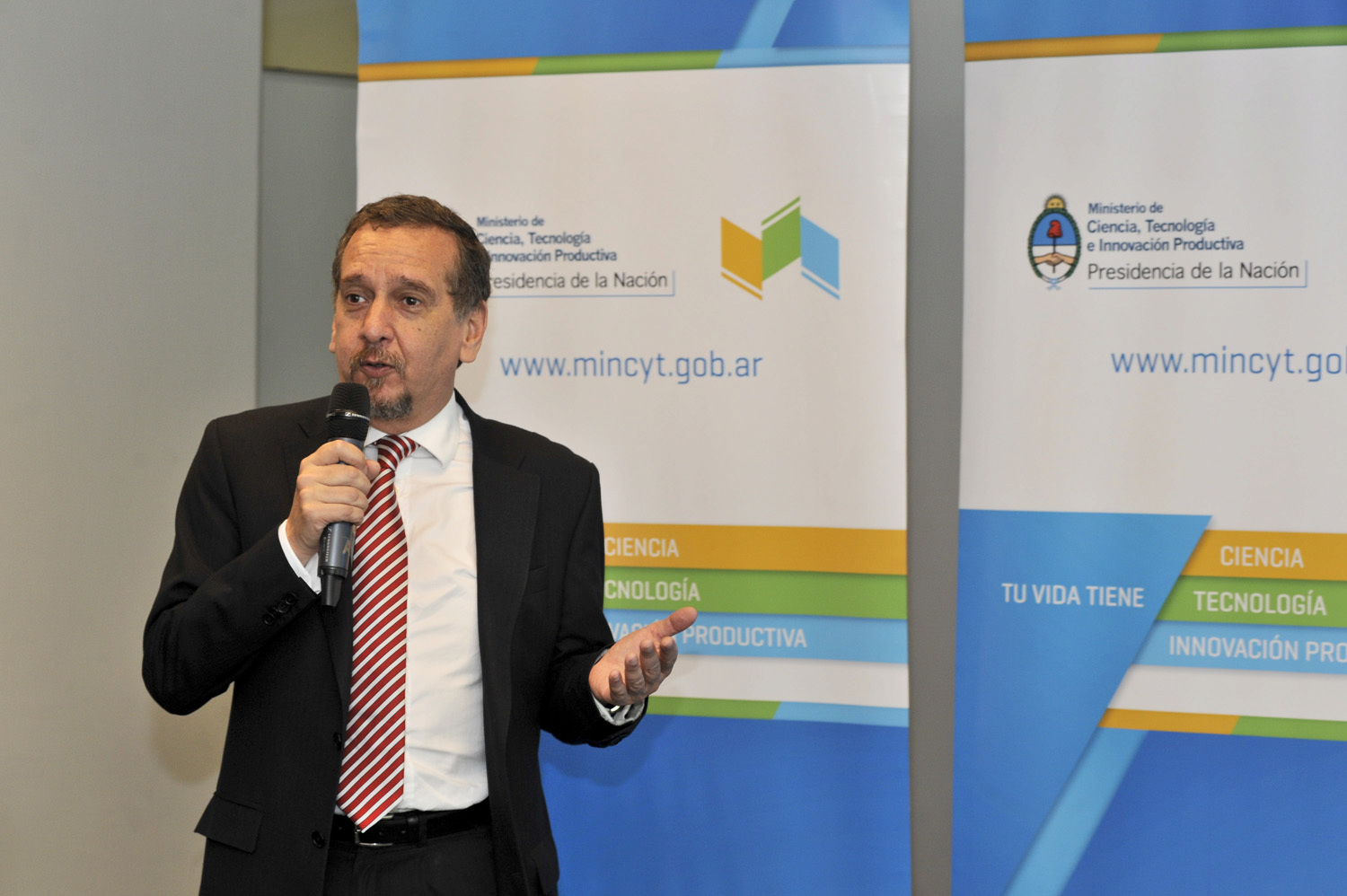 Ministry of Science participated in the II National Congress of Foresight in Mendoza