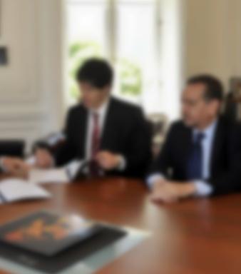 International scientific cooperation in public health issues
