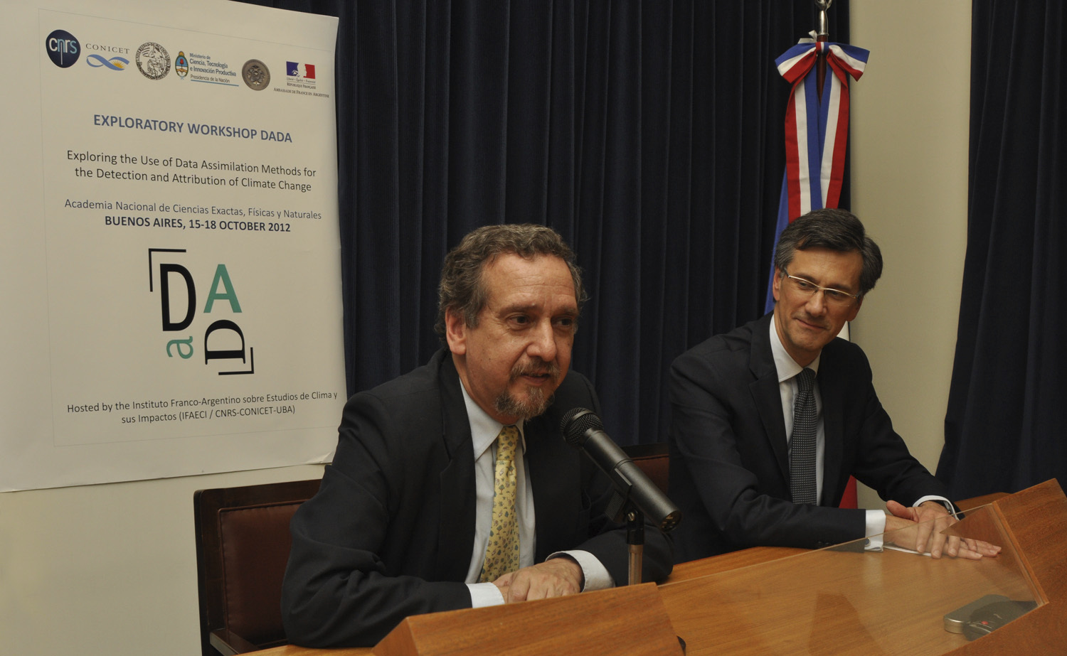 Argentina and Cameroon start links in science and technology