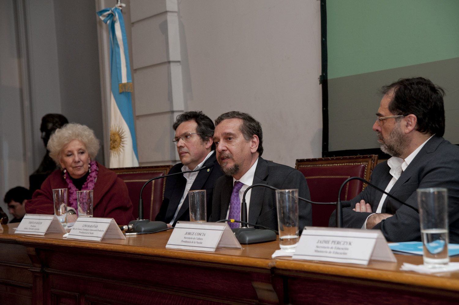 Minister Lino Barañao participated in the Argentina Business & Investment Forum